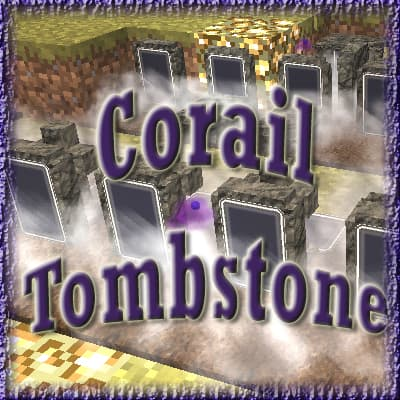 corail tombstone