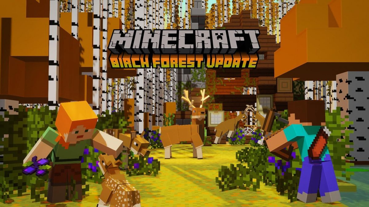 Minecraft 1.17 sera-t-elle la mise à jour des forêts de grands bouleaux ?