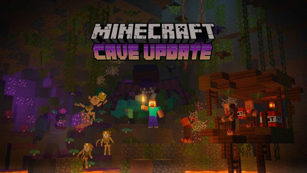 Minecraft 1.17 sera-t-elle la mise à jour des Cavernes ?