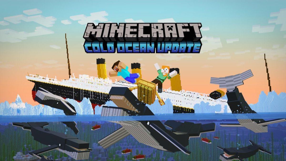 Minecraft 1.17 sera-t-elle la mise à jour des océans froids ?