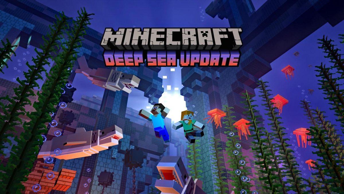 Minecraft 1.17 sera-t-elle la mise à jour des profondeurs des océans ?