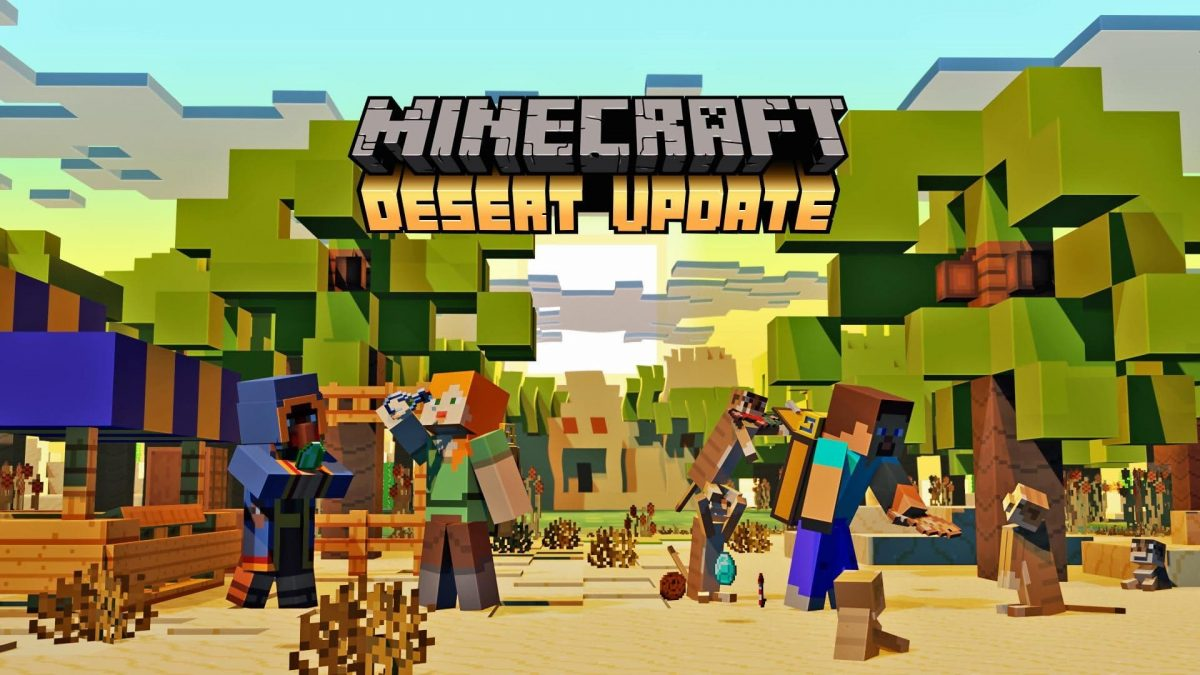 Minecraft 1.17 sera-t-elle la mise à jour du desert ?