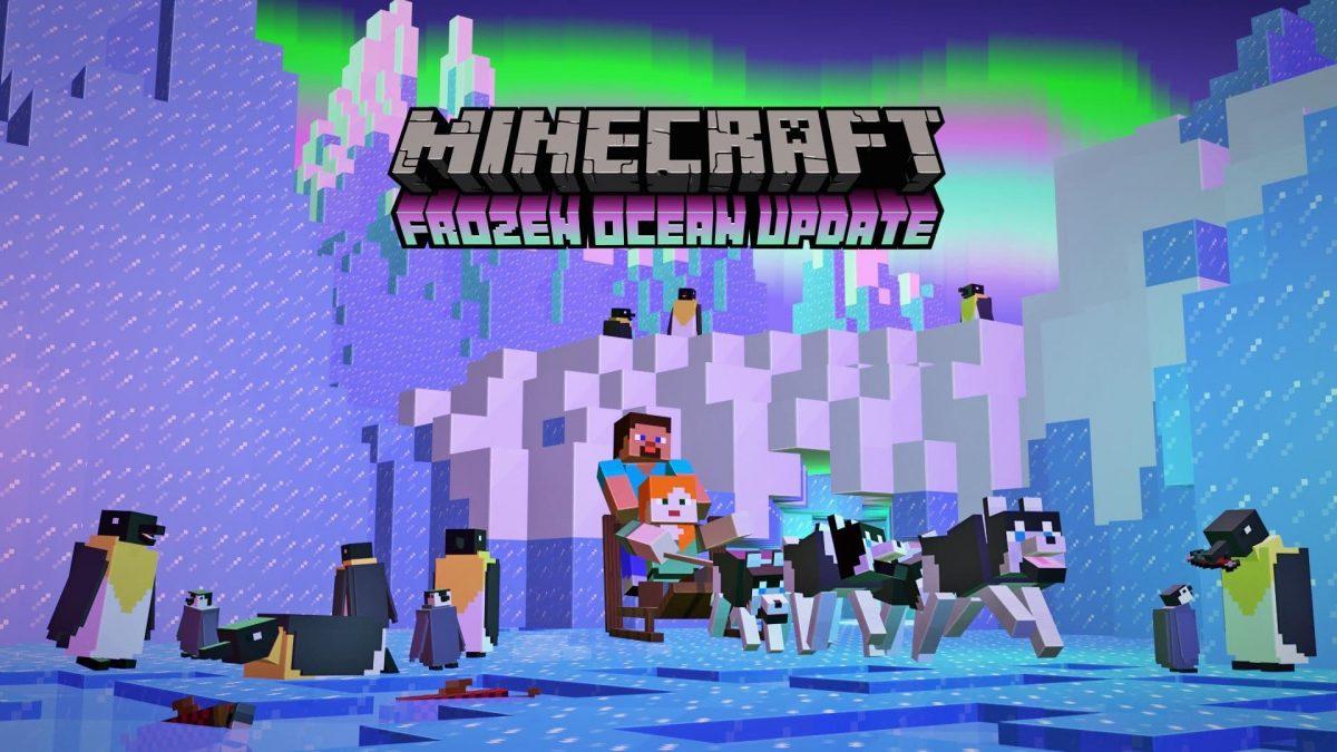 Minecraft 1.17 sera-t-elle la mise à jour des océans gelés ?