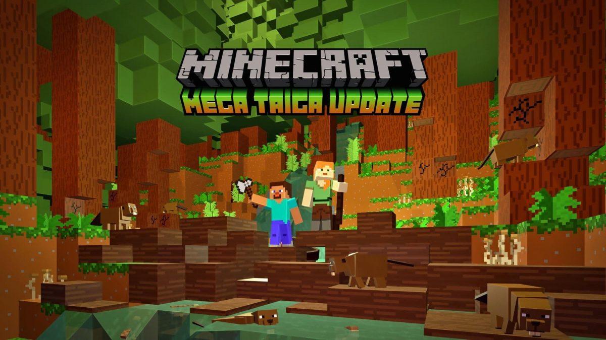 Minecraft 1.17 sera-t-elle la mise à jour des méga taiga ?