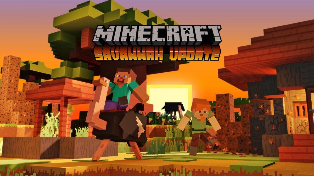 Minecraft 1.17 sera-t-elle la mise à jour de la Savane ?