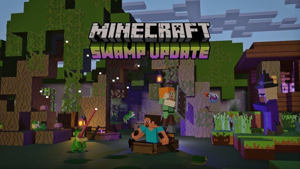 Minecraft 1.17 sera-t-elle la mise à jour des Marais ?