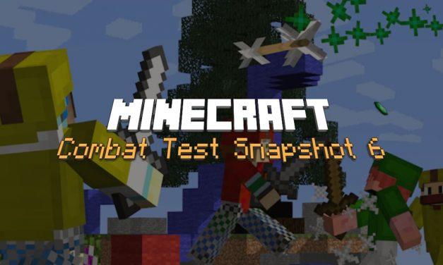 Snapshot « Combat Test » Numéro 6