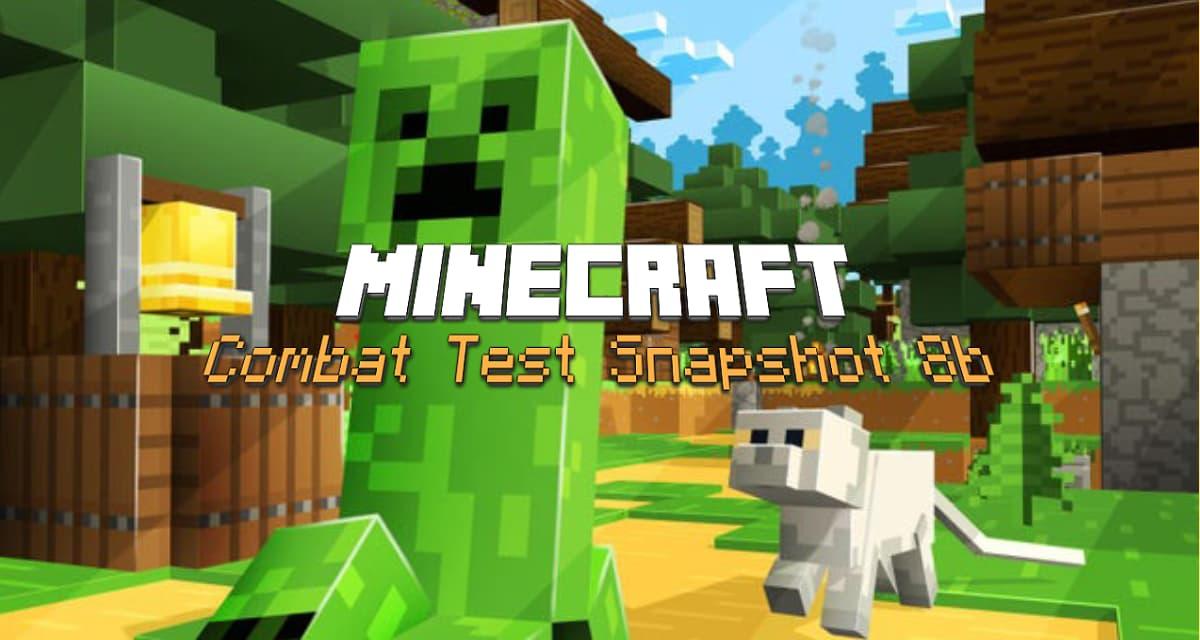 Snapshot «combat test» numéro 8b