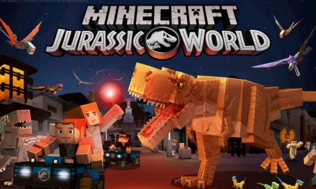 Jurrasic World débarque sur Minecraft Bedrock Edition
