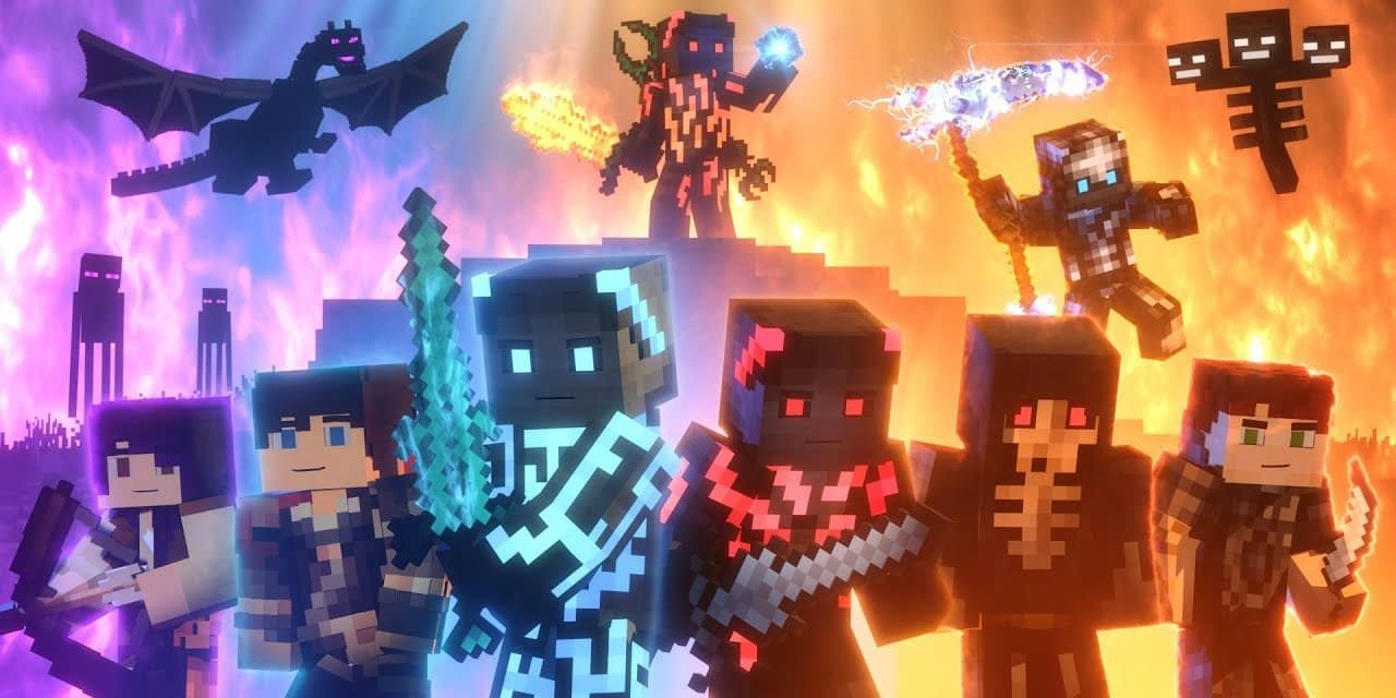 Songs of War : FILM COMPLET (Animation Minecraft)