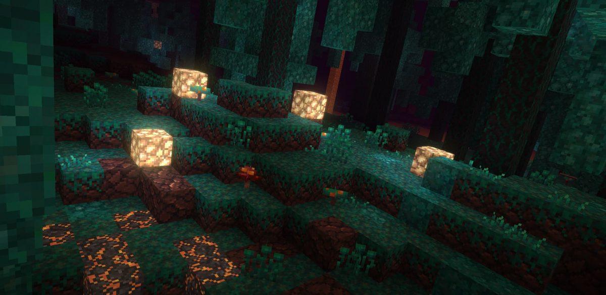Pack de texture Unity : biome vert Nether