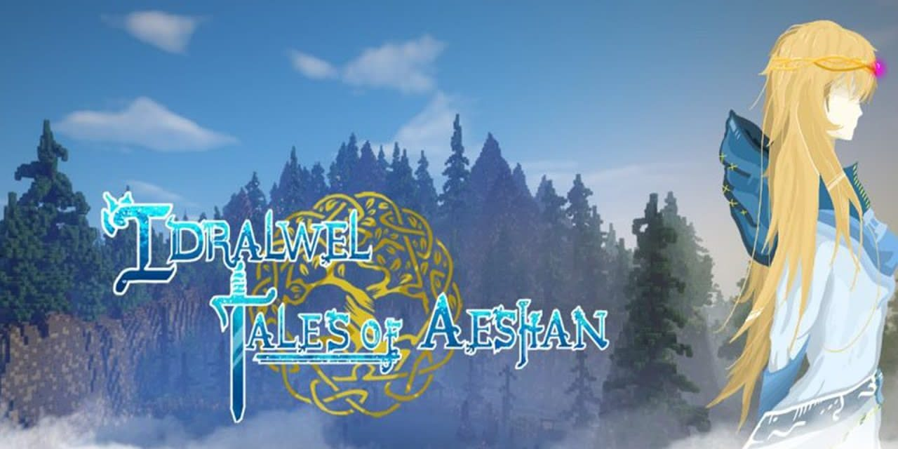Aventure sur le serveur Minecraft MMORPG Idralwel