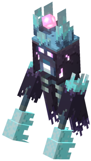 spectre silencieux minecraft dungeons hiver rampant