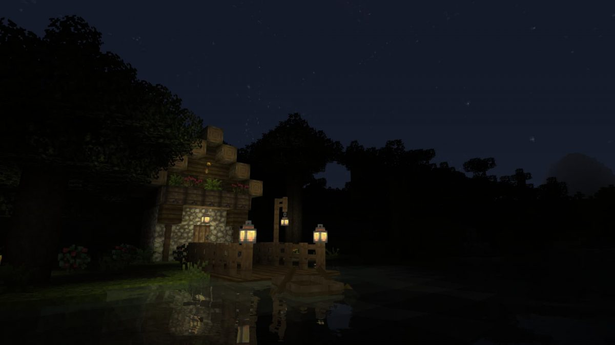 Thine Explorer's Pack Revival – Pack de Textures : la nuit
