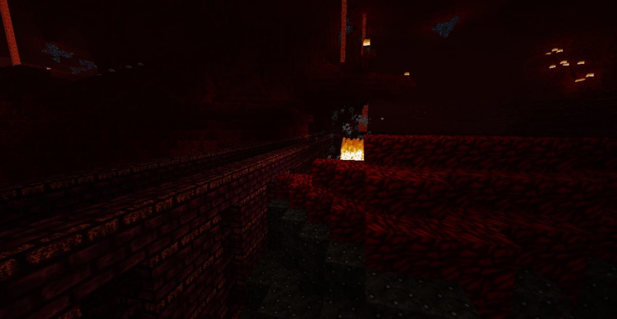 Pack de texture Wolfhound : nether