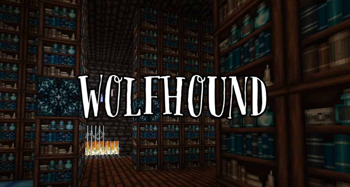 Wolfhound – Pack de Textures – 1.8 → 1.16