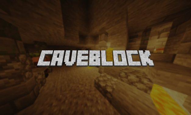 Caveblock – Map Minecraft – 1.15 → 1.16