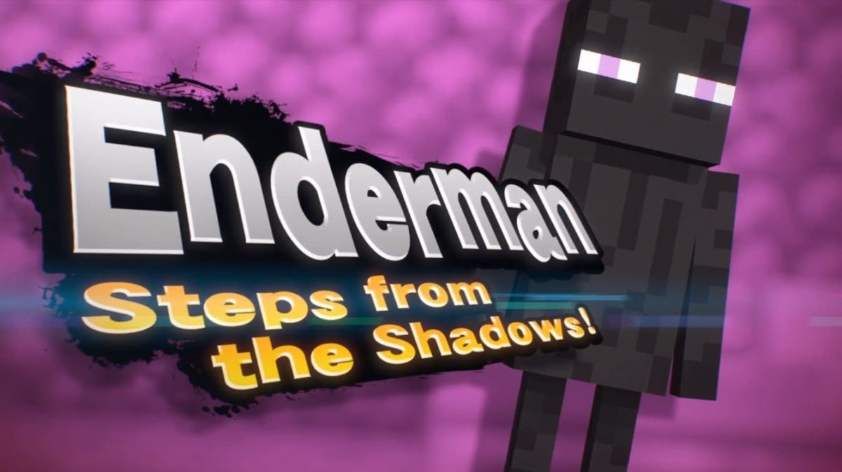 Endermen dans Super Smash Bros. Ultimate