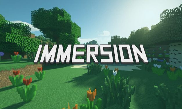 Immersion – Pack de Textures – 1.7 → 1.16