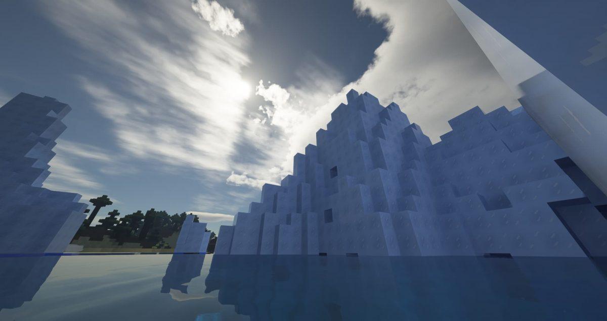 Immersion - Pack de textures : glace