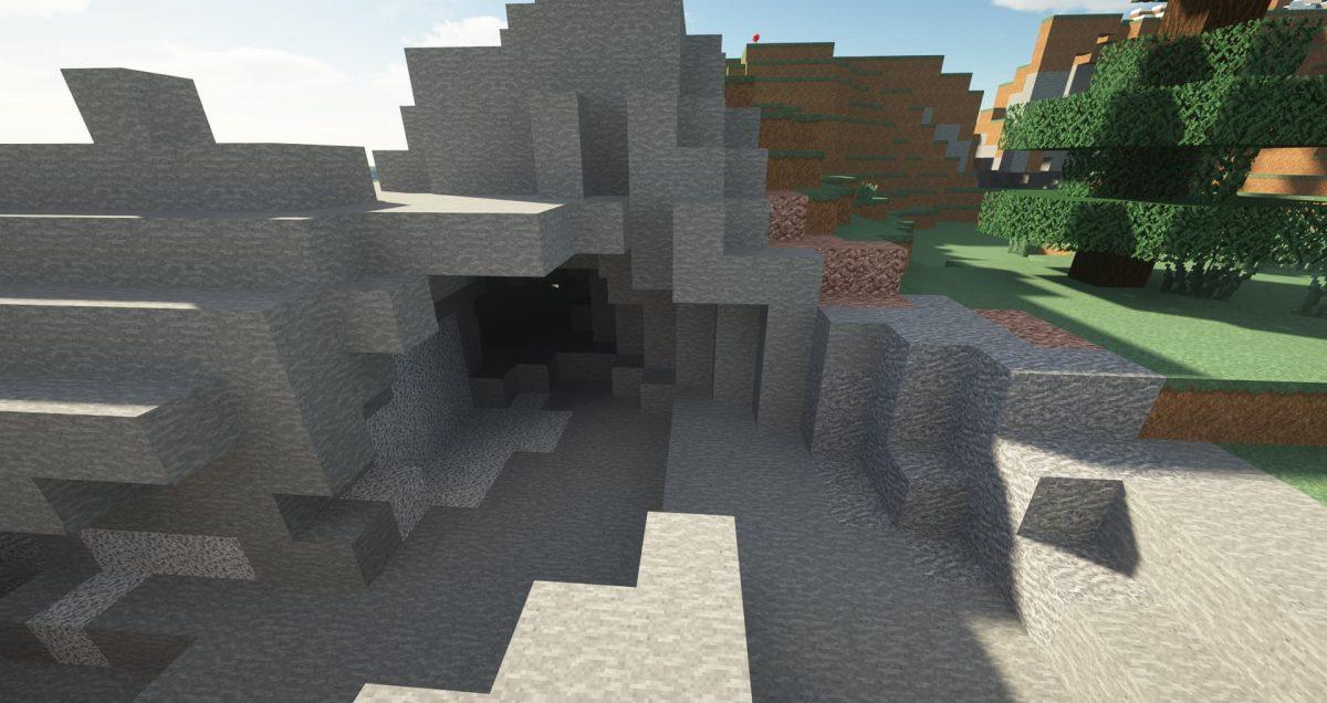 Immersion - Pack de textures : grotte