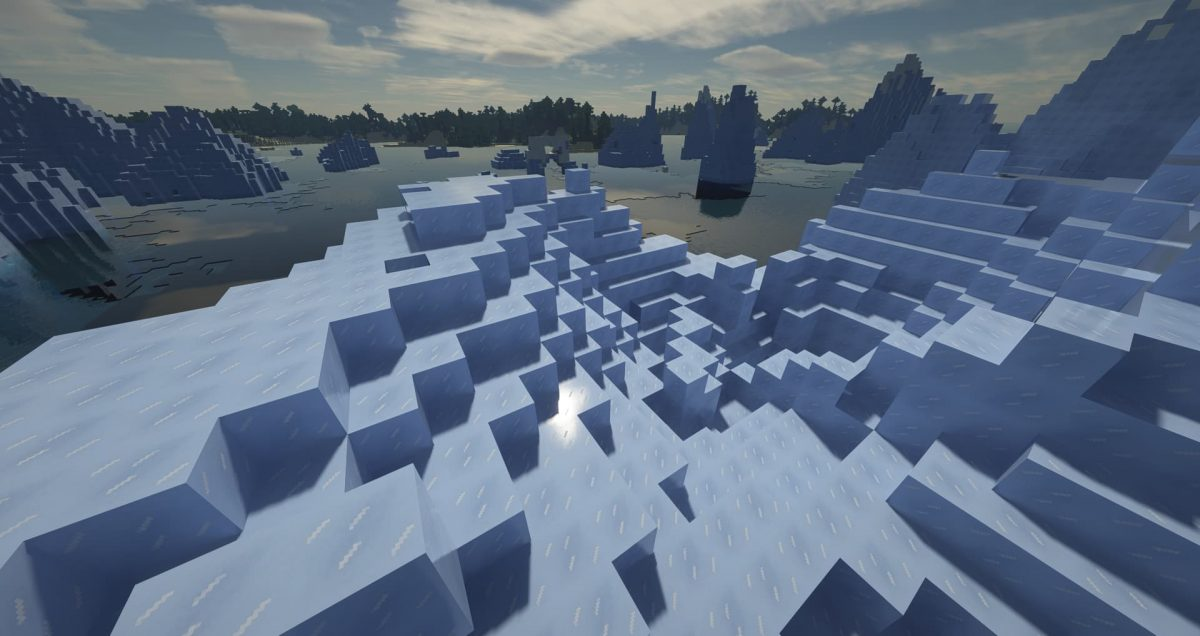 Immersion - Pack de textures : igloo