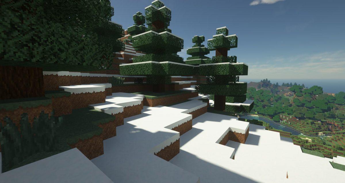 Immersion - Pack de textures : montagne et neige