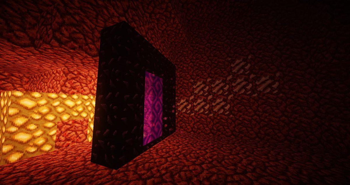 Immersion - Pack de textures : portail du nether
