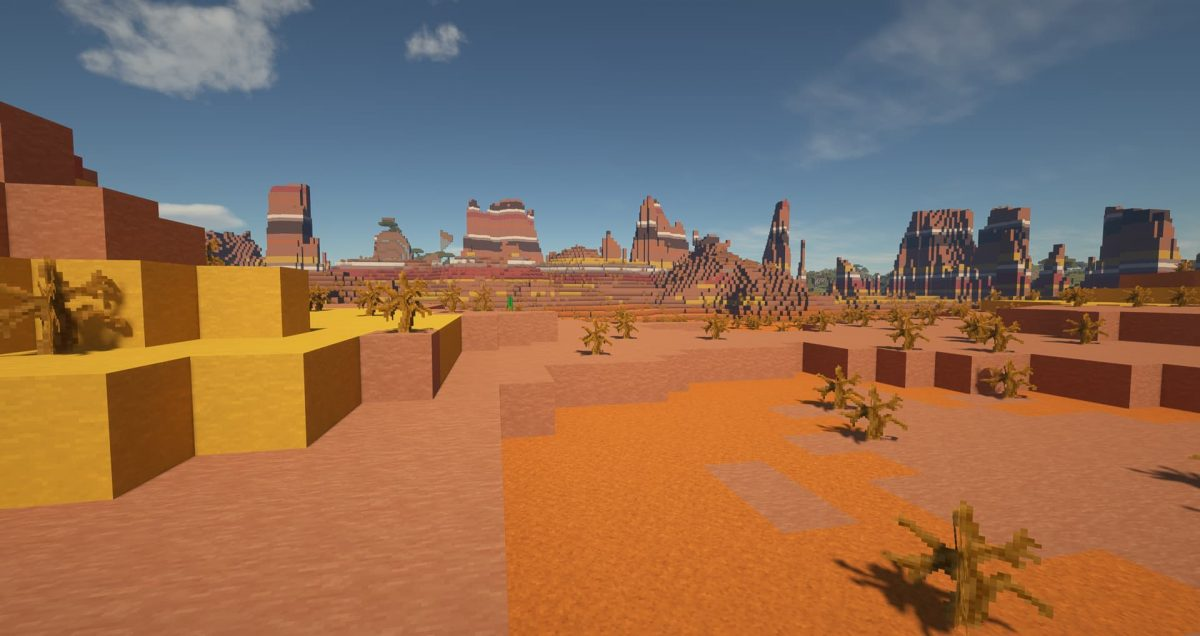 Immersion - Pack de textures : biome taiga