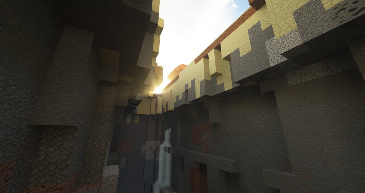 Immersion - Pack de textures : un trou ou crevasse