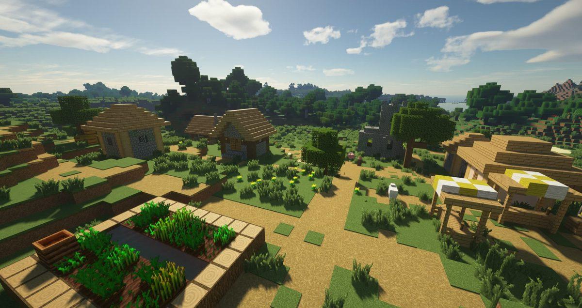 Immersion - Pack de textures : un village