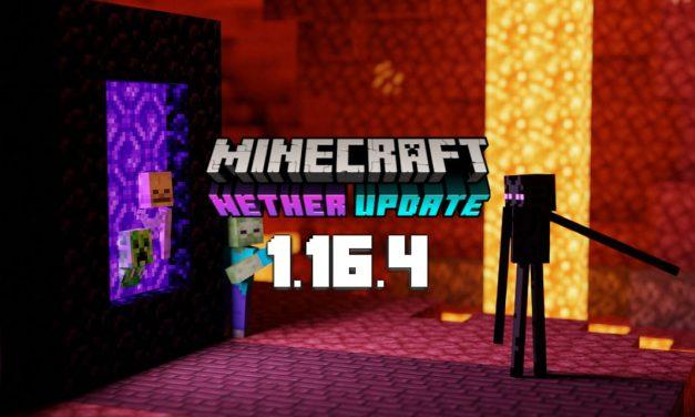 Minecraft 1.16.4