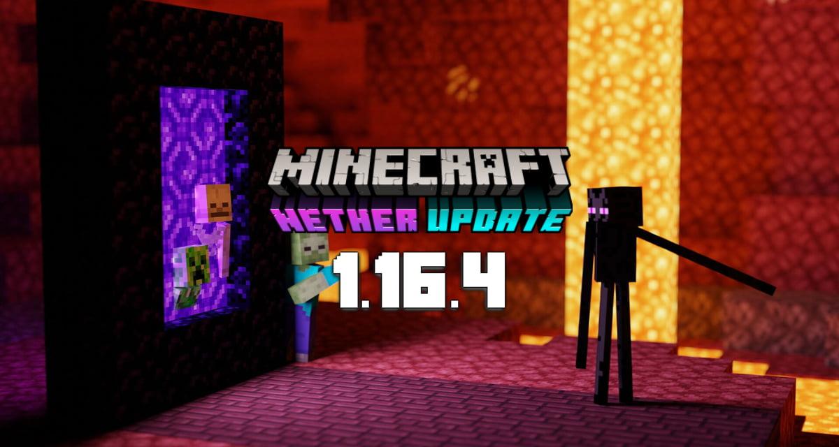 Minecraft 1.16.4 – Pre-Release 2