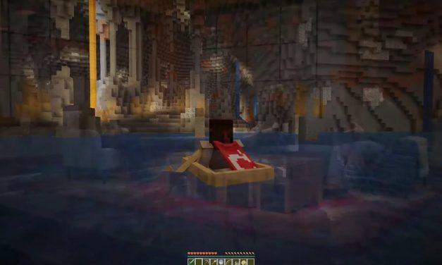 Découvrez un prototype du nouveau biome des cavernes de Minecraft 1.17