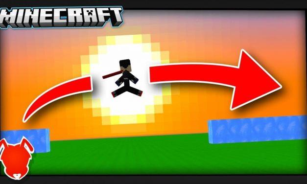 Quelle est la distance maximale à laquelle il est possible de sauter dans Minecraft ?