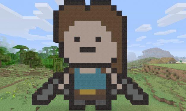 Le réalisateur du film Tomb Raider 2 conçoit ses décors dans Minecraft