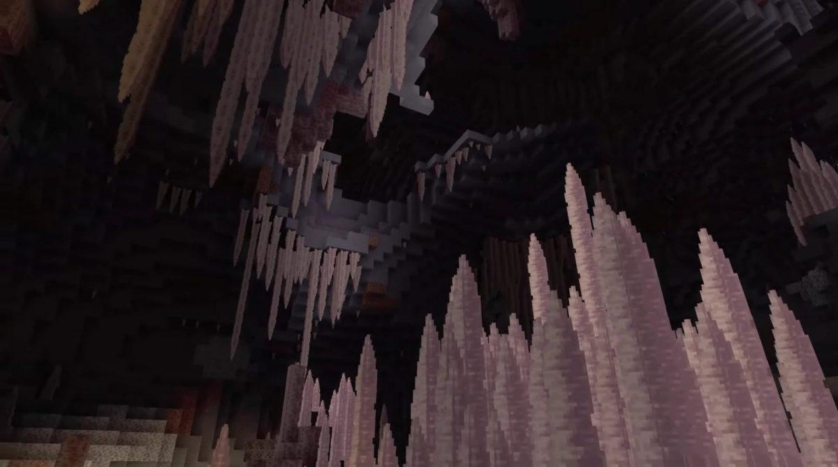 Des stalagmites et des stalactites