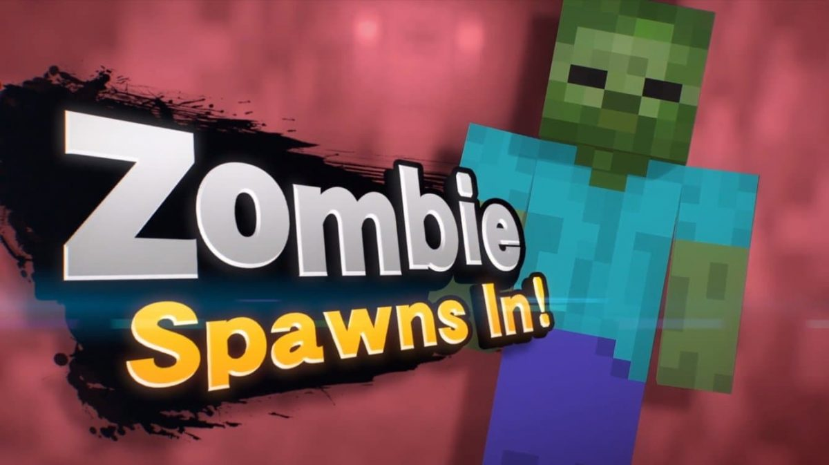 Zombie dans Super Smash Bros. Ultimate