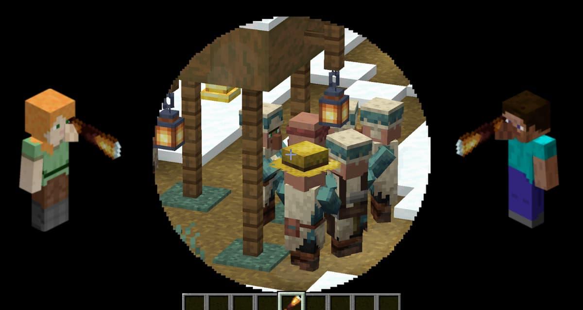 Comment faire et utiliser la longue-vue dans Minecraft ?