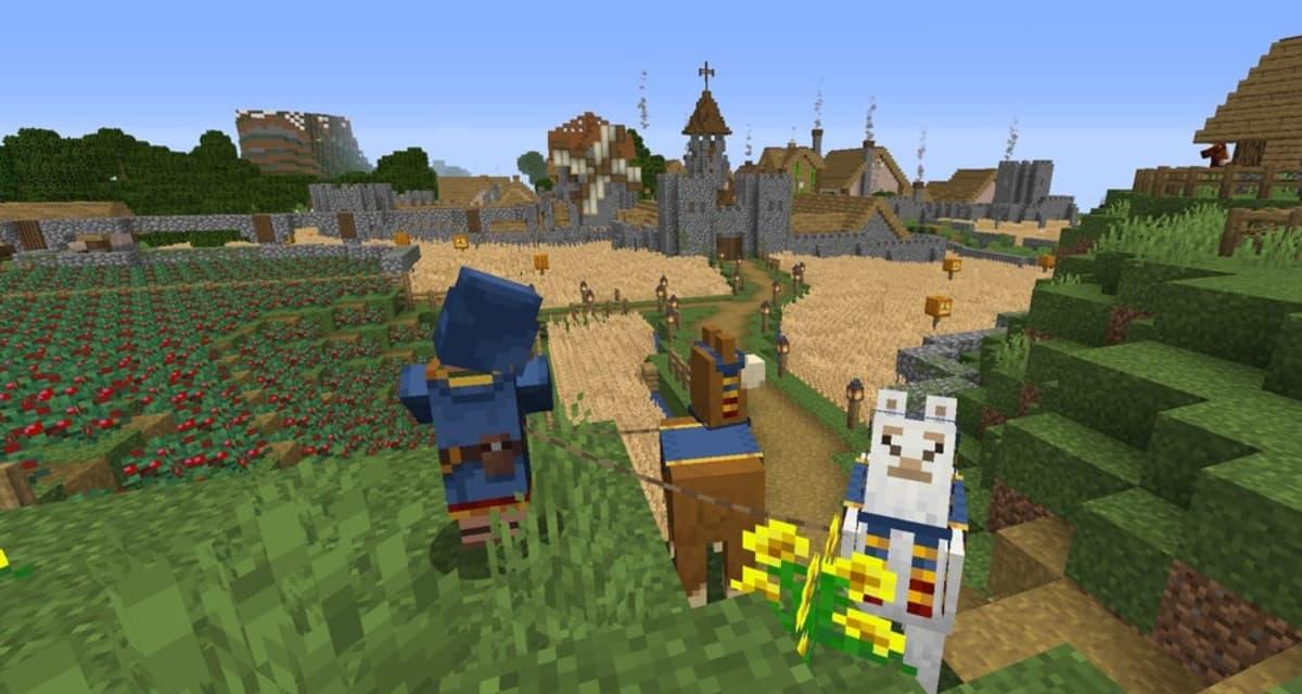Comment faire reproduire des villageois dans Minecraft ?