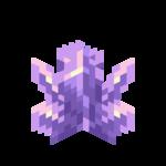 cristal améthyste minecraft