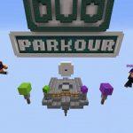 Duo Parkour – Map Minecraft – 1.16