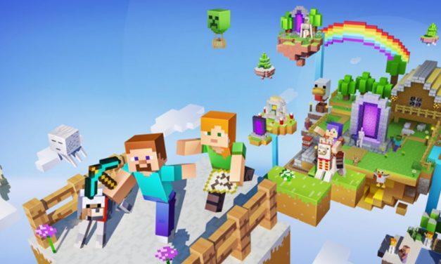 Minecraft atteint le cap des 600 millions de joueurs actifs dont 400 millions de Chinois