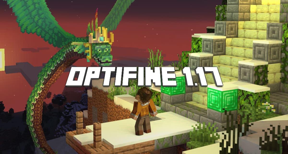 optifine 1.17