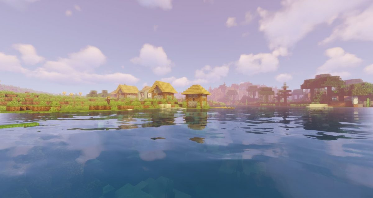 Modpack Valhelsia 3 : un village