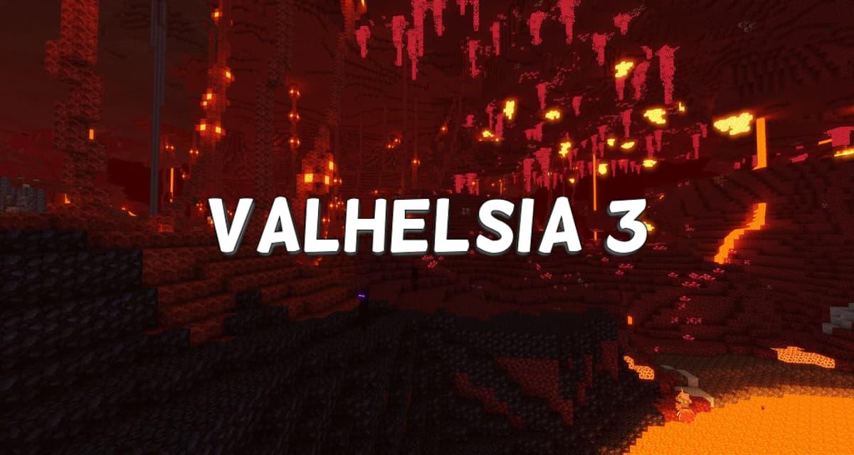 Valhelsia 3 – Modpack – 1.16.4
