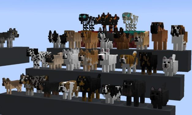 Better Dogs – Pack de Textures  1.8 → 1.16