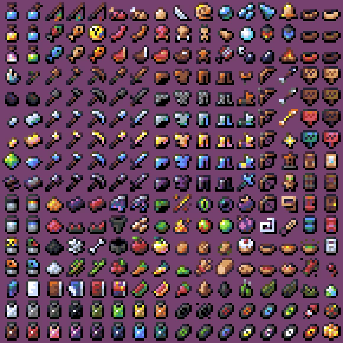ByteCraft : les outils