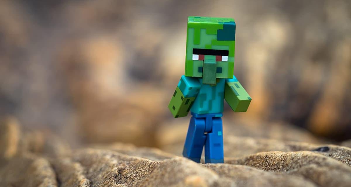 Comment transformer un zombie en villageois dans Minecraft