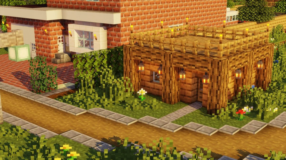 Pack de texture F8thful : une petite maison